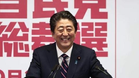 """国际观察 """"安倍丸""""再出发:要打造全新日本"""