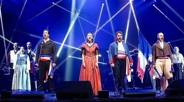 燃!法语音乐剧《悲惨世界》首度以音乐会形式来华
