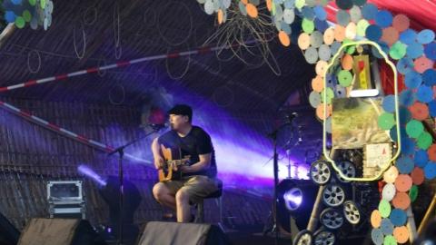 朱家角水乡音乐节开幕 带来沉浸式水乡文化体验