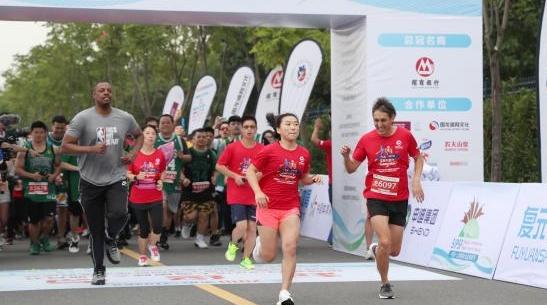 全家总动员齐享运动乐 上海国际大众体育节今揭幕