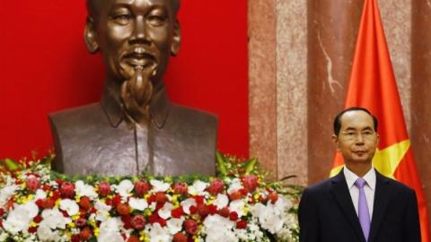 越南国家主席陈大光因病去世 享年61岁