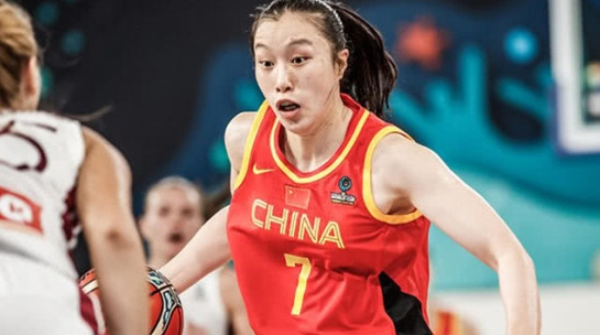 3分险胜拉脱维亚 中国女篮赢得世界杯开门红