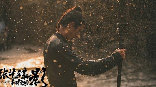 """张艺谋作品《影》提前露真容 邓超减肥40斤孙俪""""不心疼"""""""