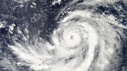 """台风""""潭美""""不美 29日前后可能给华东带来风雨"""