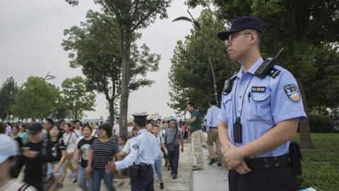 上海国际旅游度假区中秋假期迎来高客流