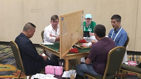 世界桥牌大赛昨天开赛  97支队伍参加公开组角逐