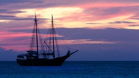 瑞士商船遇海盗12船员被劫持