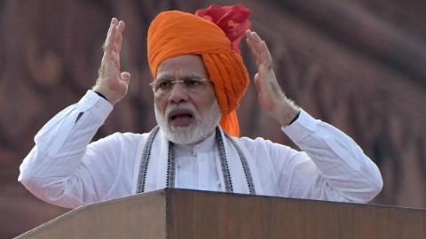 军购订单有猫腻?总理莫迪被批背叛印度