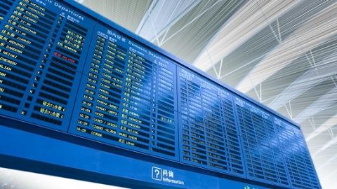 去热门城市一票难求!9月底至黄金周上海航空客流持续走高