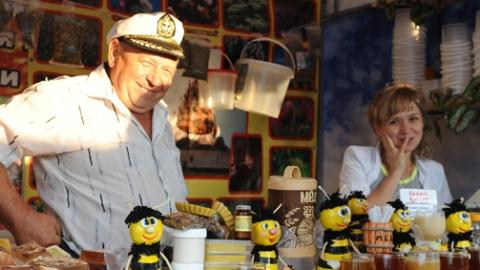 入乡问俗 | 蜂蜜与俄罗斯的不解之缘