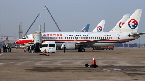 东航这些线路的部分航班可WIFI上网!