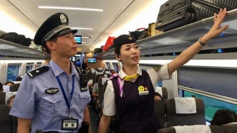 上海铁路警方发布旅客国庆黄金周安全出行提醒