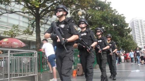 """上海铁警开展""""秋风战役"""" 本月以来已破获刑事案件78起"""