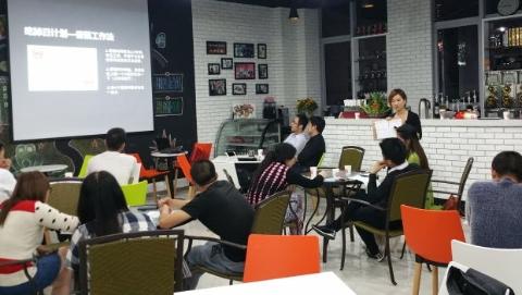 助初创企业 寻未来创客 虹口曲阳街道设梦想屋、创业学院、服务联盟