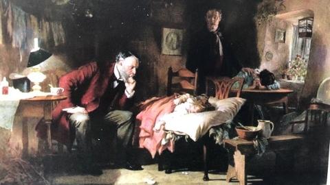 透过世界名画读懂医学 上海健康医学院医学人文教育有温度