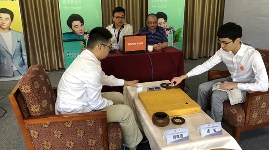 全国围甲联赛第17轮 上海建桥客场战胜杭州苏泊尔