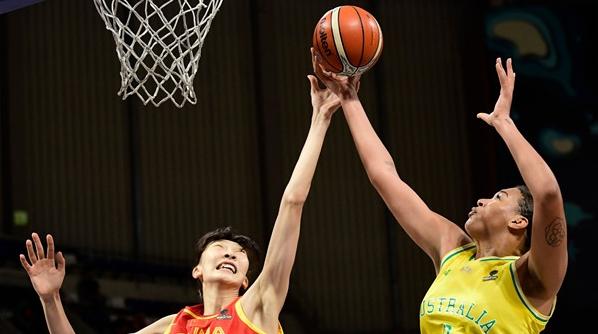 当头一棒!中国女篮惨败澳大利亚止步世界杯八强