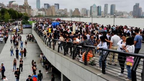 上海警方将启动高等级勤务模式 多策并举迎战大客流