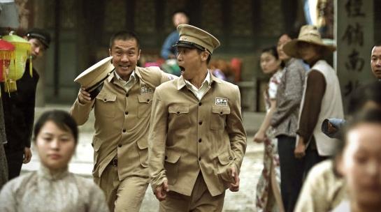 《金水桥边》讲述百姓故事 黄志忠李乃文演绎小人物30年风雨