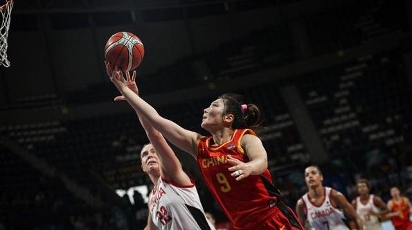 中国女篮上演大逆转再次杀入世界杯前六