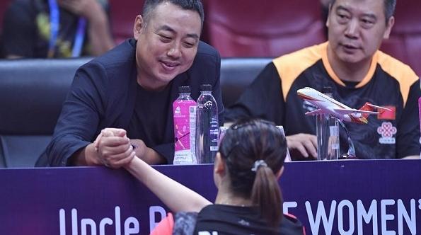 欢迎回来!刘国梁坐镇成都女乒世界杯