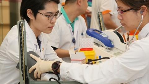 上海市儿童医院成立无偿献血志愿者服务队 163人报名参加