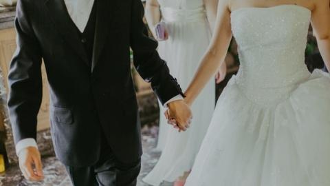 婚礼上的细节