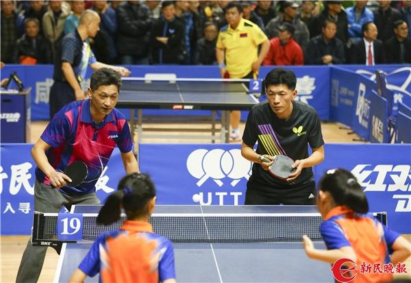 企业自主创办的群众性乒乓球品牌赛事,自2005年创办至今已经举办了