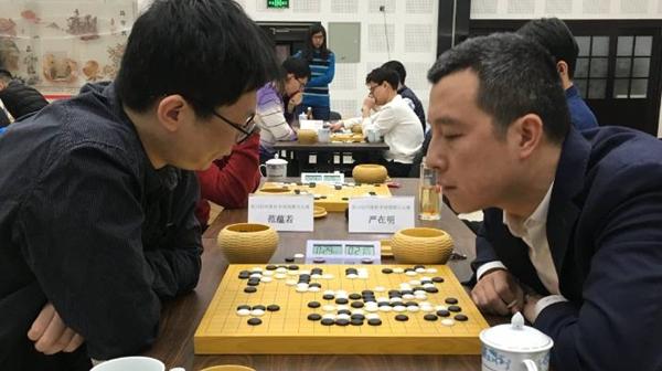 第33届同里杯中国围棋天元赛今在京开幕,32名高手争夺挑战权