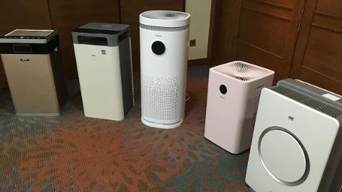 净化效率需直观 滤网异味不要买 沪环保行业协会指导空气净化器选购