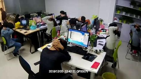 青浦警方捣毁一电信网络诈骗团伙  已累计骗取100余万元