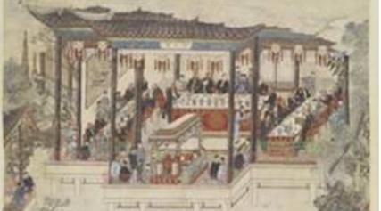 各种稀世珍品渐次亮相,将海派艺术的故事从1843年讲起
