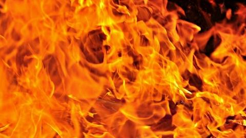 蓬莱路一老式居民房屋发生火灾 九旬阿婆不幸身亡