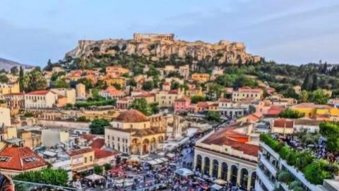 """""""慢悠悠""""的希腊正在改变,旅游点延长开放时间"""