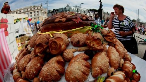 入乡问俗 | 俄罗斯黑面包,除了美味还存放着记忆