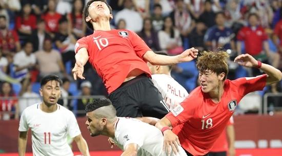 国足小心!让韩国队惊出冷汗的菲律宾男足,可不是什么鱼腩球队