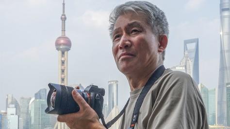 生活在上海 | 姚建良:8万张照片记录陆家嘴28年巨变