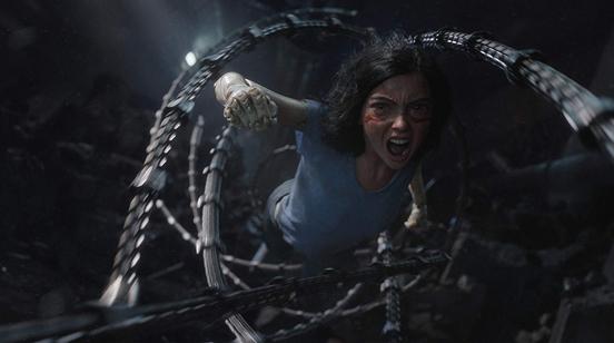 《阿凡达》团队打造 卡梅隆新作《阿丽塔:战斗天使》定档