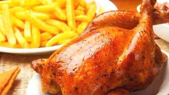 七夕会 美食|在英国吃鸡