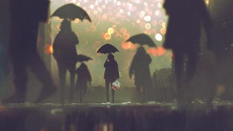 丹丹看天气   40多天连阴雨 明日有望见太阳