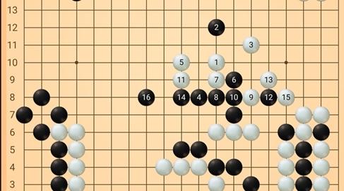 同里杯中国围棋天元赛挑战者决定战小特写:大局观