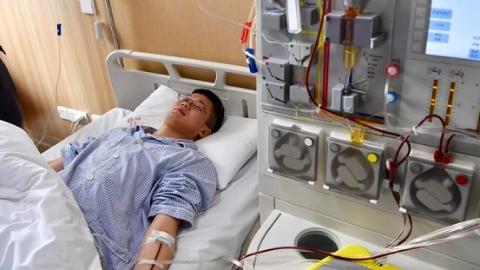 2019年上海首例!履行5年前的承诺 25岁小伙捐造血干细胞救人