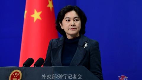 外交部提醒:中国公民近期谨慎前往加拿大