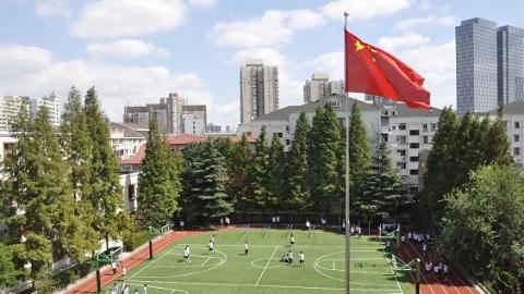 家门口好学校|北虹初级中学:网红体育老师短视频教孩子健身