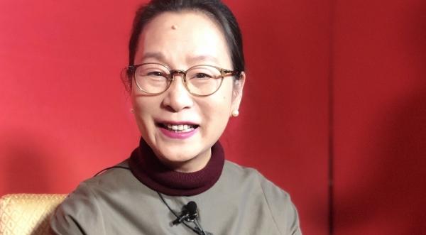 听上海市文联新任主席奚美娟一席谈:幸运一代更应无愧时代