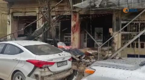 叙利亚北部重镇曼比季爆炸 有极端组织宣布对该事件负责