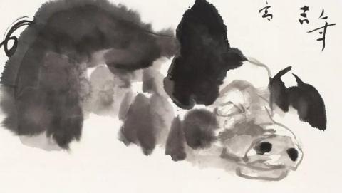 朱屺瞻艺术馆举办猪圆日润——2019年生肖艺术作品展
