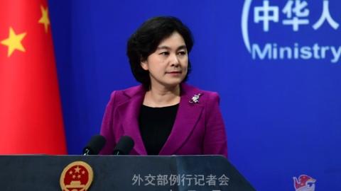 停止干涉中国内政、损害中国利益