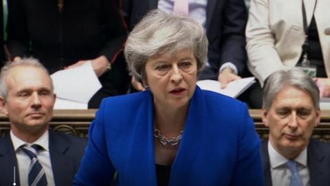 """英首相欲与反对党谈""""脱欧""""B计划 法国启动应对""""硬脱欧""""计划"""