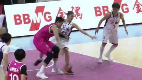 新人要练 成绩要争 上海宝山大华女篮挺进季后赛
